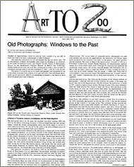 Old Photographs: Windows to the Past